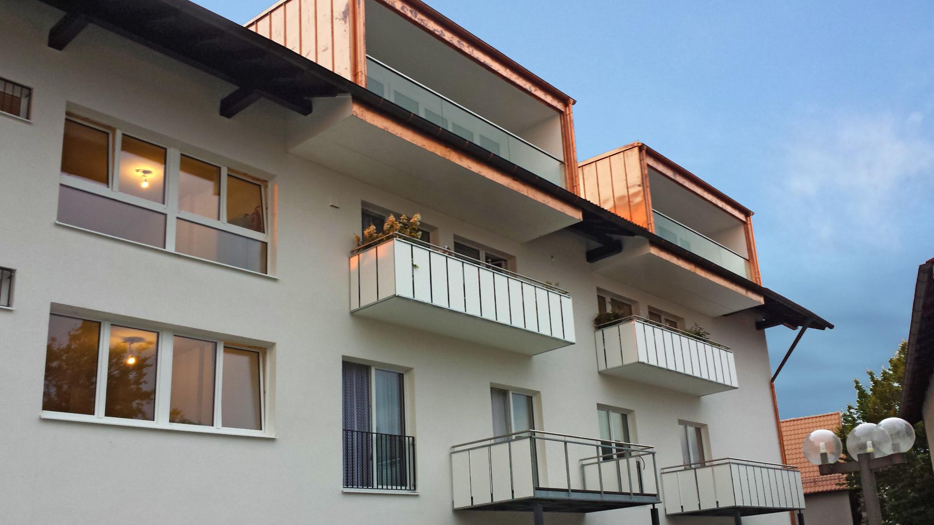 Dachgaube Modern dachgauben zimmerei maicher
